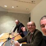 Grimoldi: A Lecco con il grande Prof. Bagnai. Anche qui pronti alla campagna elettorale per vincere e cambiare questa Europa!