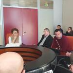 18 Marzo, riunione di gruppo con il segretario Nazionale Paolo Grimoldi e il segretario Federale e Ministro dell'Interno Matteo Salvini