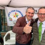 Grimoldi: Adesso a Besnate (Varese) a sostegno di Marco Bonalli, contro il segretario Provinciale di Varese del pd che si vergogna così tanto da non presentarsi con il proprio simbolo. #26maggiovotolega #amministrative2019